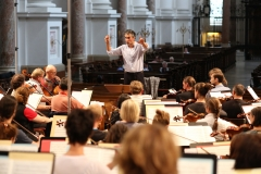 Altomonte Festival Orchestra performing Bruckner